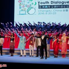 UNESCO youth dialogue in China