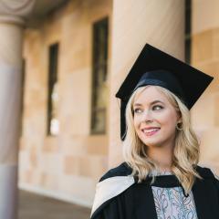 A UQ graduation